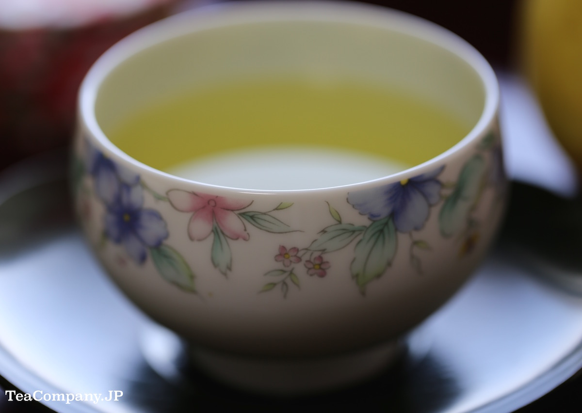 японский чай Вараяма